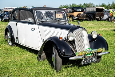 DKW F5-700 Meisterklasse convertible sedan modified 1935 fr3q