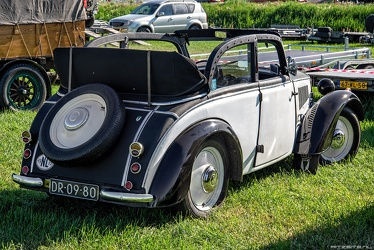 DKW F5-700 Meisterklasse convertible sedan modified 1935 r3q