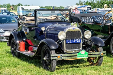 Ford Model A 2-door cabriolet 1929 fr3q