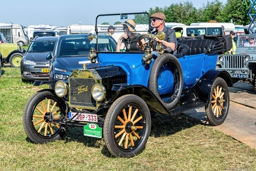 Ford Model T tourer 1915 fl3q