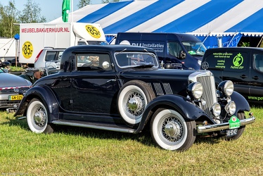 Hupmobile Series K-321 Six coupe 1933 fl3q