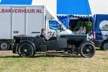 Lagonda 2 Litre Supercharged tourer 1931 side